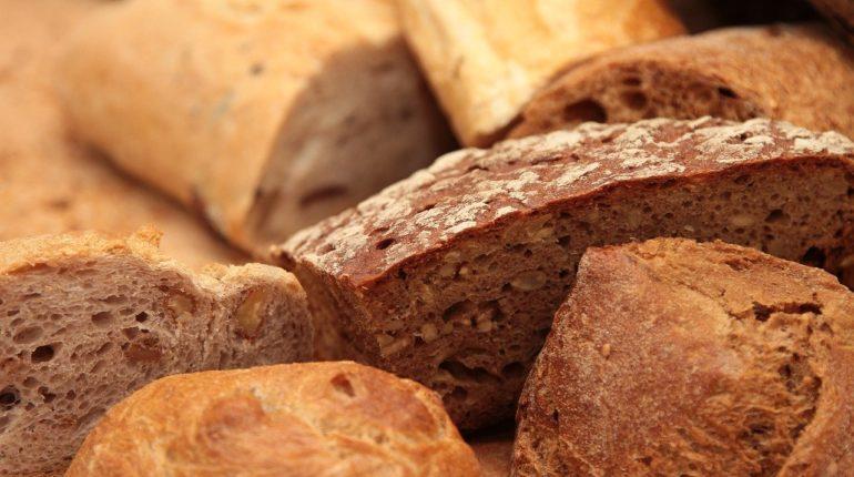 pain au blé entier